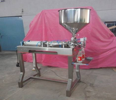 Filling machine India